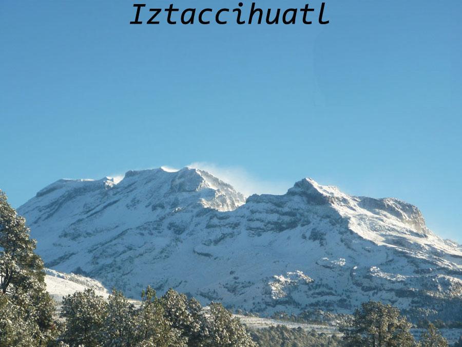 Iztaccihuatl