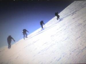 Glaciar del Pico de Orizaba