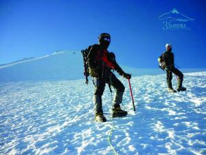 Camino a la cumbre del Pico - 3Summits
