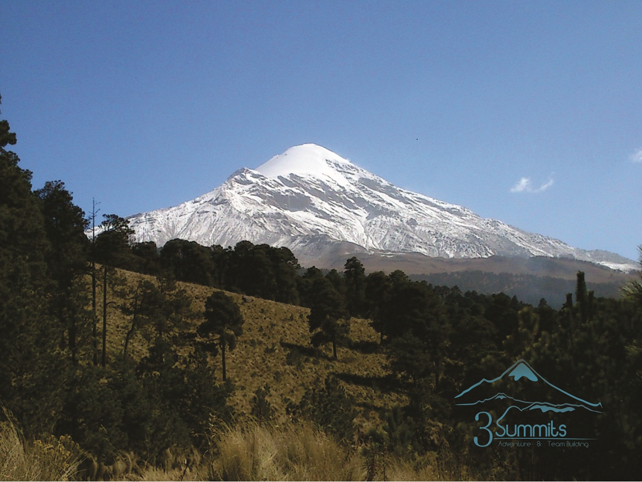 Camino al Pico de Orizaba, Citlaltepetl
