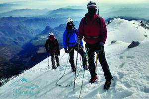 Cresta del Pico de Orizaba - 3Summits