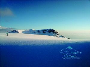 Cumbre del Izta - Glaciar del Pecho - 3Summits