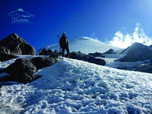 Saliendo del Laberinto del Pico de Orizaba - 3Summits