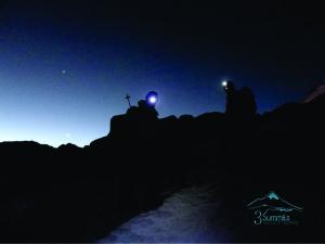 Saliendo del Laberinto en el Pico de Orizaba - 3Summits