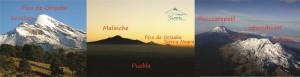 Volcanes desde Puebla - 3Summits