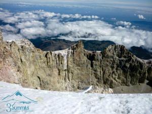 Crater del Pico de Orizaba
