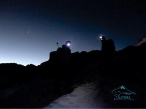 Saliendo del Laberinto en el Pico de Orizaba