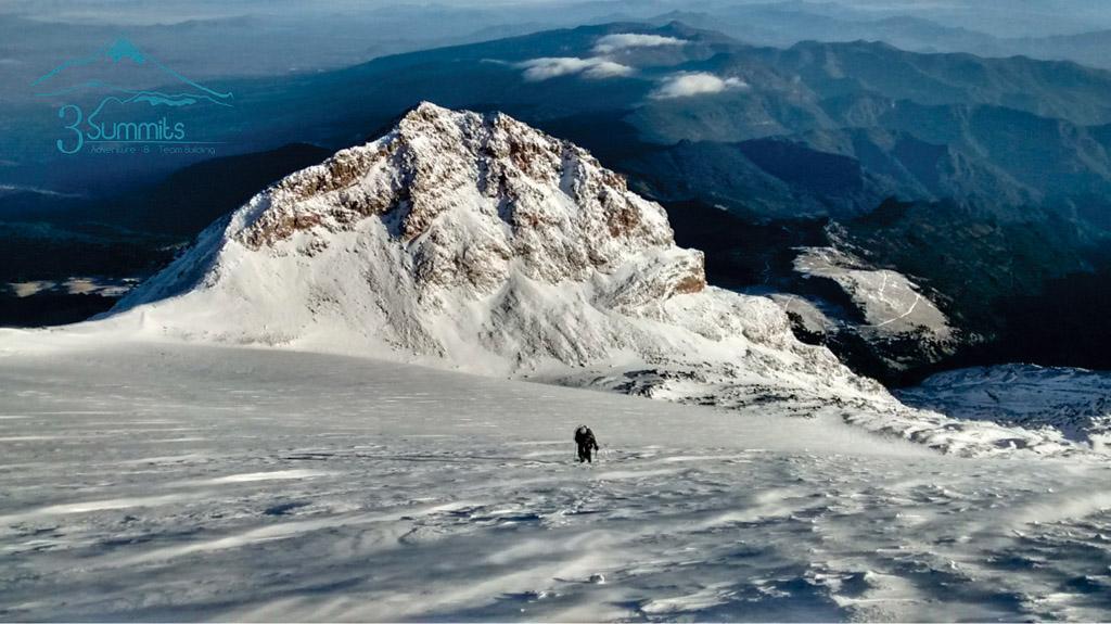 Subida al Pico de Orizaba