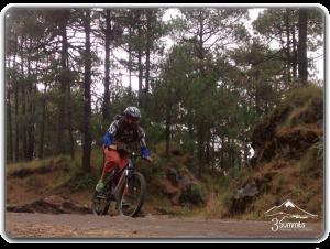 Ruta en Bicicleta en Iztaccihuatl - Paso de Cortés