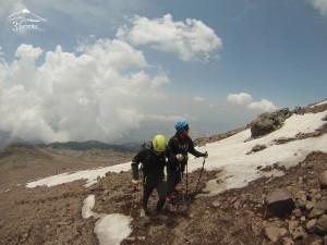Sierra Negra climb