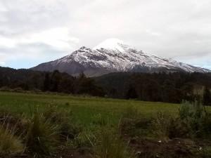 Pico de Orizaba-North Route